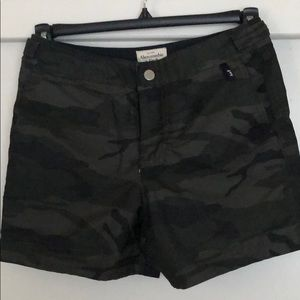Men's Abercrombie and Fitch swim trunks